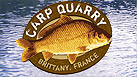 Carp Quarry | Exclusive 3 acre carp fishery in Brittany, France