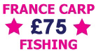 France Carp Fishing, for a great holiday from just 75 pounds per week visit the website