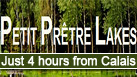 Petit Pretre Lakes - Carp Fishing in France