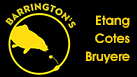 Barrington's Carp Fishery | Etang Cotes Bruyere | Champagne region