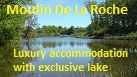 Nestled in the beautiful Limousin region in the South West of France lies our secludedle carp Fishery Le Moulin de la Roche